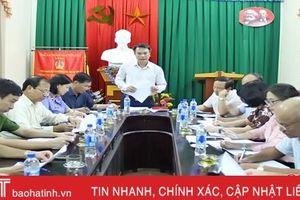 Tòa án nhân dân thị xã Hồng Lĩnh tập trung xử lý án dân sự, hành chính