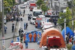 Vụ tấn công bằng dao tại Nhật Bản: Thủ phạm đã tử vong