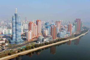 Ngắm kiến trúc độc lạ ở Triều Tiên