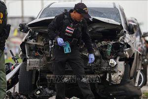 Đánh bom khu chợ và trạm kiểm soát an ninh Thái Lan, 3 người thiệt mạng