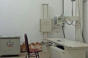 Đình chỉ công tác kỹ thuật viên hiếp dâm bé gái ở phòng chụp X quang