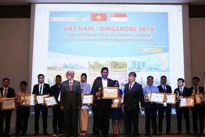Tập đoàn Tân Á Đại Thành đạt danh hiệu Top 10 Doanh nghiệp tiêu biểu Asia 2019