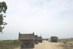 Chính quyền 'bắt tay' doanh nghiệp khai thác đất trái phép
