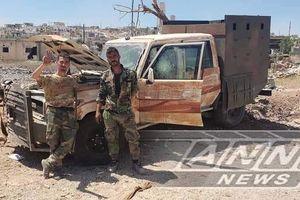 Bẻ gãy cuộc phản công, 'Hổ Syria' diệt gần 100 tay súng thánh chiến