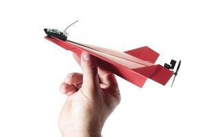 Công nghệ thổi khí kiểm soát điều khiển máy bay