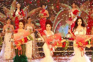 Người dân Quảng Ngãi tự hào chào đón á hậu doanh nhân đầu tiên