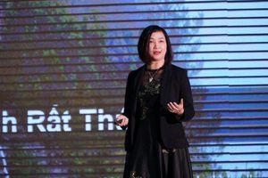 Nữ tướng Pepsico Việt Nam: 'Thành công chính là sống trọn vẹn cuộc đời của chính mình'