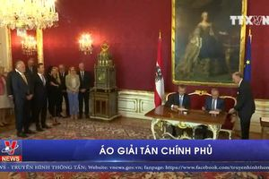 Áo giải tán chính phủ