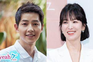 Giữa tâm bão ly hôn, Song Joong Ki bất ngờ nói về cuộc sống hôn nhân với Song Hye Kyo: 'Trái tim tôi đã thoải mái hơn!'