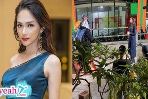 Rò rỉ hình ảnh Hương Giang đảm nhận vị trí Host của 'Cuộc đua kỳ thú 2019'?