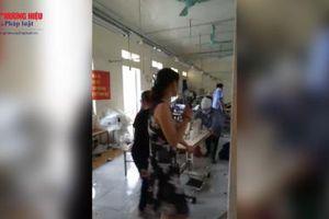 Trung tâm Minh Tâm tự ý hủy hoại tài sản của trung tâm Thanh Nhã