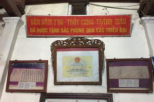 Đền Dầm: Ngôi đền có Thần tích linh thiêng