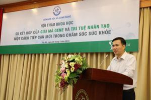 Việt Nam có tiềm năng ứng dụng trí tuệ nhân tạo vào giải mã gen