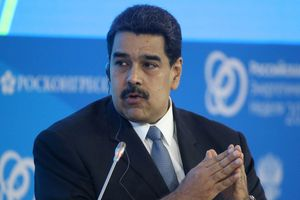 Tin ảnh: Maduro muốn hòa bình