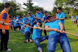 Công đoàn Vocarimex: Tưng bừng Hội thao Người lao động năm 2019
