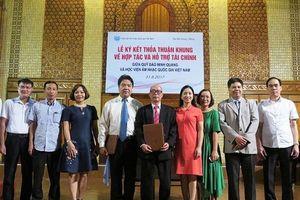 Tấm lòng của Tiến sỹ kiều bào Đức hướng về Việt Nam