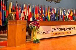 Việt Nam cam kết hợp tác thúc đẩy phát triển bền vững ở Châu Á-Thái Bình Dương