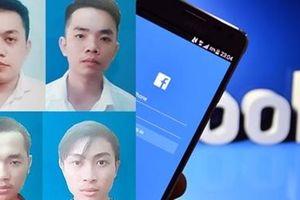 Tìm bị hại của nhóm đối tượng chuyên chiếm đoạt tài khoản FB để lừa tiền
