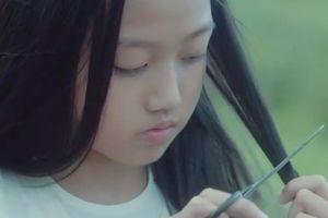 Nữ diễn viên 10 tuổi trong 'Vợ ba': 'Sẵn sàng cắt tóc ở ngoài để thể hiện sự đấu tranh cho phụ nữ'
