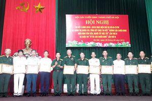 Cựu chiến binh giữ vững và phát huy bản chất, truyền thống 'Bộ đội Cụ Hồ'
