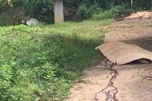 Phú Thọ: Cụ ông 70 tuổi bị hàng xóm sát hại dã man