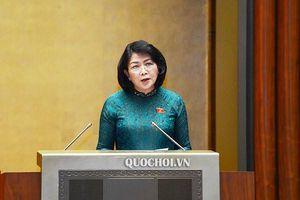 Quốc hội xem xét tờ trình của Chủ tịch nước về việc gia nhập Công ước số 98 của ILO