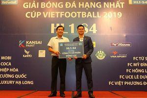 10 đội so tài giải bóng đá 'phủi' hạng hai Hà Nội