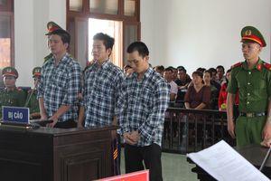 Ba kẻ cướp tiệm vàng táo tợn ở Phú Yên lãnh án nặng
