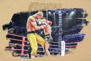 Đưa mặt cho đối thủ đấm, 'Đệ nhất Thiếu Lâm' thua knock-out