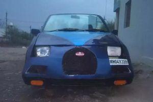 'Siêu xe' Bugatti Veyron phiên bản Ấn Độ siêu rẻ, giá dưới 6.000 USD
