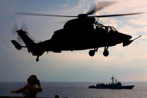 Ai chiếu laser vào phi công Hải quân Australia trên Biển Đông?