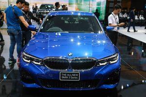 BMW X7, Mercedes-Benz GLE và nhiều mẫu xe sang rục rịch cập bến VN