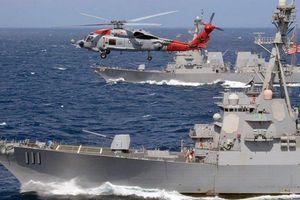 Trung Quốc nói không muốn đối đầu với Mỹ ở Biển Đông