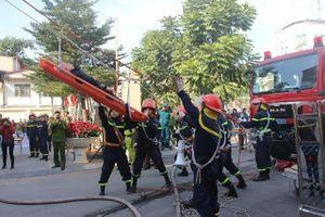 Phòng cháy chữa cháy tại quận Hai Bà Trưng: Rõ tiêu chí, trách nhiệm