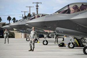 Nhật muốn kết thúc tìm kiếm F-35?