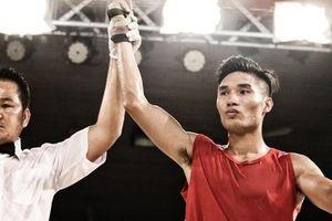 Nguyễn Văn Hải tranh đai vô địch IBO với võ sĩ Trung Quốc