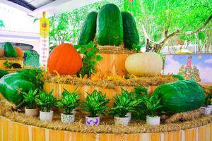 Sôi động mùa Lễ hội trái cây Nam bộ