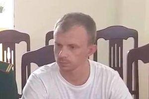 Bắt giữ đối tượng bị Interpol truy nã khi đang nhập cảnh vào Việt Nam