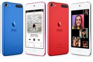 Apple bất ngờ trình làng iPod Touch mới