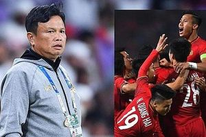 HLV Sirisak Yodyardthai khẳng định đánh bại tuyển Việt Nam để giành vị trí số 1 Đông Nam Á