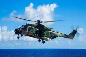 Phi công Australia bị tấn công bằng laser ở Biển Đông