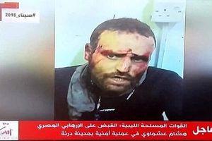 Quân đội Thống chế Haftar bàn giao cho Ai Cập 'kẻ khủng bố nguy hiểm nhất'