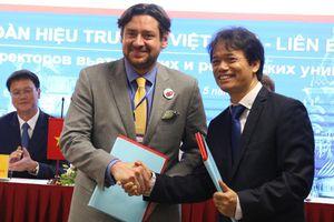 70 trường tham dự Diễn đàn Hiệu trưởng Đại học Việt Nam - Liên bang Nga