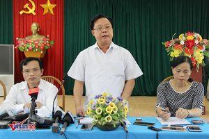Gian lận chưa dứt, Phó Chủ tịch Sơn La tiếp tục làm Trưởng ban chỉ đạo thi 2019
