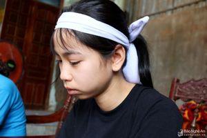 Hoàn cảnh đáng thương của nữ sinh lớp 9 ở Nghệ An mồ côi cả bố lẫn mẹ