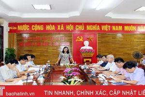 Tạo đột phá trong cải cách hành chính ở BQL các Khu kinh tế Hà Tĩnh