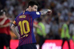 Mùa giải buồn với nhà vua Barcelona
