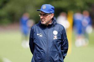 HLV Sarri ngóng chờ Kante phục hồi, không chắc có Giroud ở chung kết Europa League