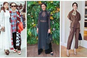'Biểu tượng thời trang' Hà Tăng bất ngờ bị chê mặc xấu, già chát - Phượng Chanel lên đồ như 'cái bang'