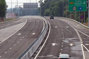 Đoạn cao tốc Quảng Nam-Quảng Ngãi vẫn chưa được phép thu phí